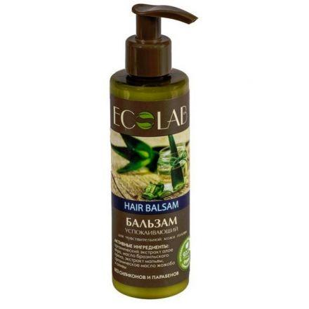 """ECO Laboratories – Balsam odżywczy do włosów osłabionych """"Delikatna pielęgnacja""""! 200ml"""