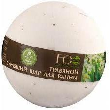 Eco Laboratories – Musująca kula do kąpieli Ziołowa lipa – 220g