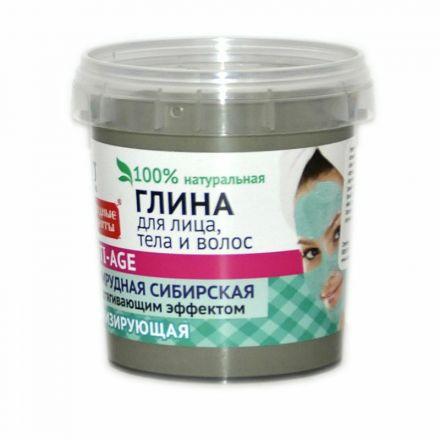 Fitokosmetik – Glinka szmaragdowa anti – age, 100% składników naturalnych! 155ml