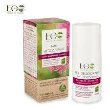 ECO Laboratories - BIO - Dezodorant do ciała, 100% Natury - Maksymalna ochrona! 50g