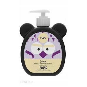 YOPE - Naturalne mydło do rąk dla dzieci - JAŚMIN! 400 ml
