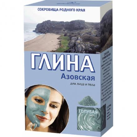 Fitokosmetik Blue Clay Toning 100% Natural