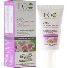 ECO Laboratorie - Oogcrème - diepe regeneratie van 98% van de natuurlijke ingrediënten! 30ml