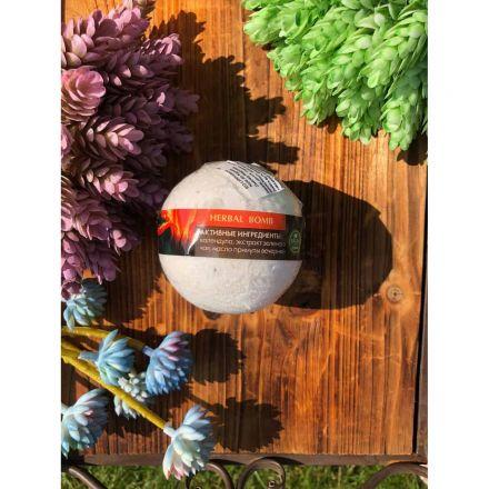 ECO Laboratories - Bath ball Herbal calendula - 220g