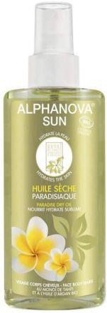 ALPHANOVA SUN - Bio Olejek w sprayu, odżywczy i utrwalający opaleniznę! 125ml