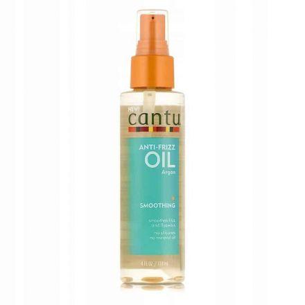 """CANTU - """"Anti-Frizz"""" olejek - mgiełka """"ujarzmiająca"""" odstające włoski, serum do stylizacji!  118ml"""