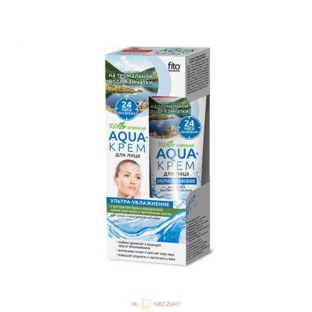 FITOKOSMETIK - Krem do twarzy ultra nawilżenie - cera sucha i wrażliwa ! 45 ml