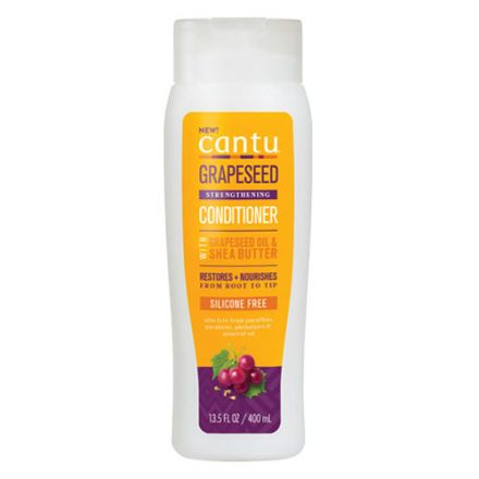 CANTU GRAPESEED Oil Stranghthening Conditioner - odzywka do włosów! 400ml