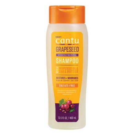 CANTU GRAPESEED SHAMPOO - oczyszczający szampon do final wash! 400ml