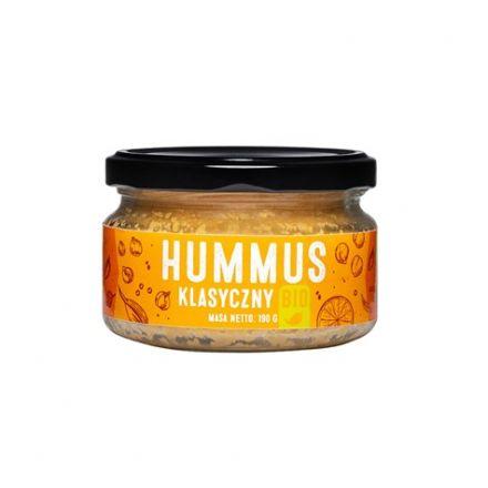 BIO LIFE - Hummus klasyczny BIO! 190g