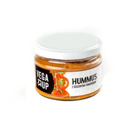 VEGA UP - Hummus z suszonymi pomidorami! 200 g