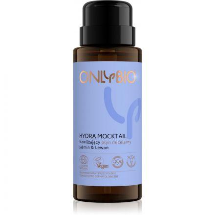 ONLYBIO - Hydra Mocktail Nawilżajacy płyn micelarny! 300 ml
