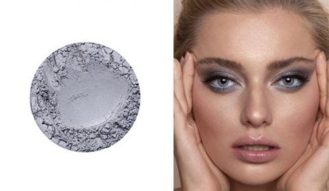 "Annabelle Minerals - Cień mineralny do powiek ""PLATINUM""! 12ml"
