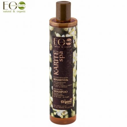 karite spa szampon normalizujący shamanka holandia