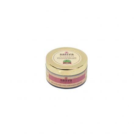 Sattva Ayurveda - Gezichtscrème tegen eczeem met neem en theeboom! 50ml