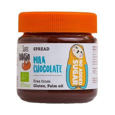 Me GUSTO - Krem mleczno - czekoladowy do smarowania, bez glutenu! 190g