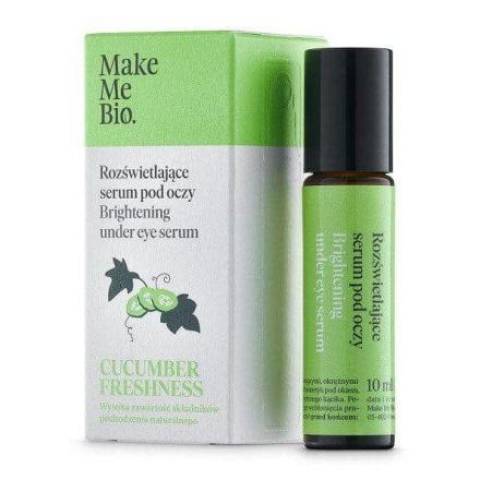 Make Me BIO - Cucumber Freshness Roller - Rozświetlające serum pod oczy! 10ml