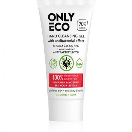 ONLYBIO - Myjący żel do rąk o działaniu antybakteryjnym! 50ml tuba / OnlyEco