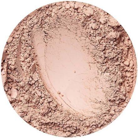 Annabelle Minerals - Matujący podkład mineralny - NATURAL DARK! 4G
