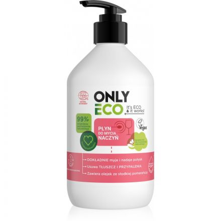 ONLYBIO / ONLYECO - Płyn do mycia naczyń! 500ml