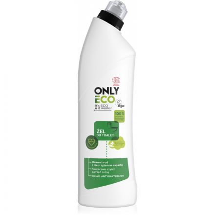 ONLYBIO / OnlyEco Żel do toalet! 750 ml