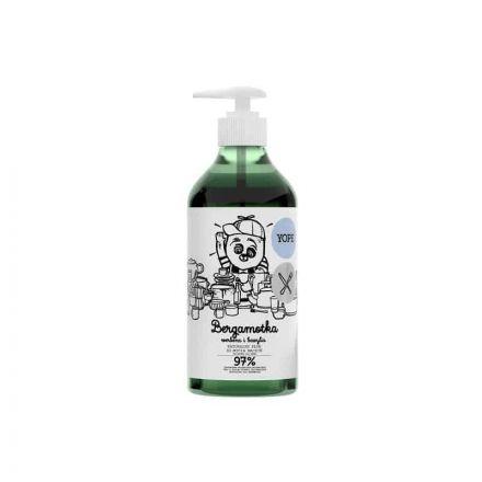 shamanka holandia drogeria nlyope-plyn-do-mycia-naczyn-bergamotka-bazylia-750-ml