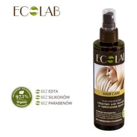 ECO Laboratorie - Spray do Włosów - Wygładzający, wzmacniający! 200ml